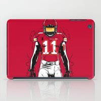 kansas city iPad Cases featuring SB L Kansas City by Akyanyme