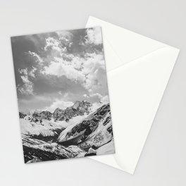 Everest base camp Stationery Cards