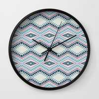 totem Wall Clocks featuring totem by spinL