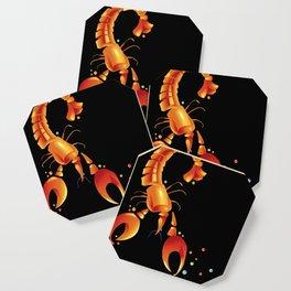 Crayfish Coaster