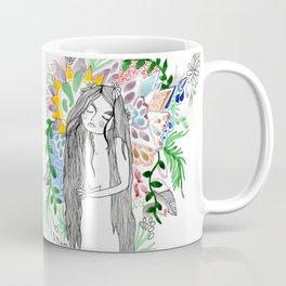 The flowers twins Coffee Mug