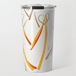 The fall dress II.  Travel Mug