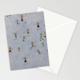 The Sanguines Stationery Cards