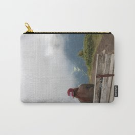 modern and nature Carry-All Pouch