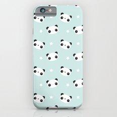 Panda in love  Slim Case iPhone 6s