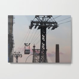 New York City Sky III Metal Print