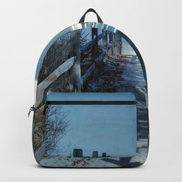 Under The Moonbeams Backpack