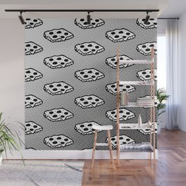 Pizza Matrix Wall Mural