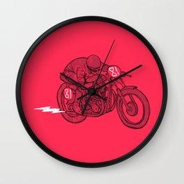 81 Wall Clock