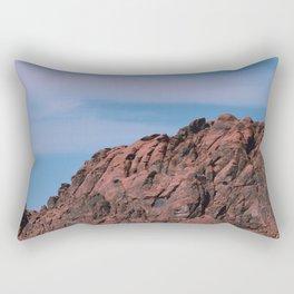 Valley of Fire Rectangular Pillow