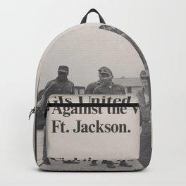 Vintage Poster - Gis United Against the War (1969) Backpack