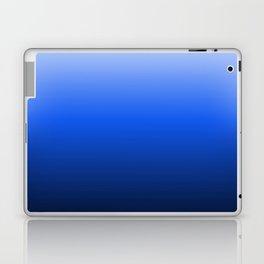blue luminosity in modern design Laptop & iPad Skin