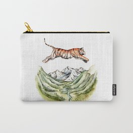 Tiger Leaping Gorge Carry-All Pouch