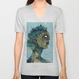 Becoming a Forest Unisex V-Neck