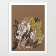 Watercolor 1 Art Print