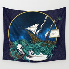 That Ship has Sailed Wall Tapestry