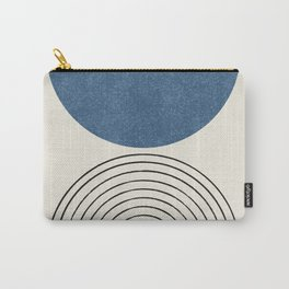 Arch Balance Blue Carry-All Pouch