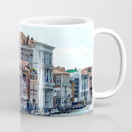 Along the Grand Canal Coffee Mug