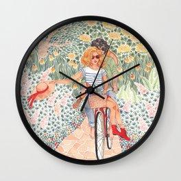 August 4 Wall Clock