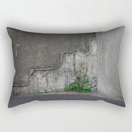 Against all odds Rectangular Pillow