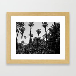 This Story Is True And Happened Once In The Future Long Ago (Marrakech, Morocco) Framed Art Print