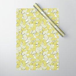 ginkgo leaves (special edition) Wrapping Paper