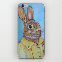 Hey Bunny iPhone Skin