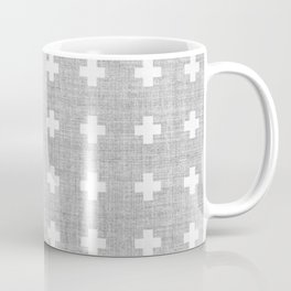 Small Swiss Cross Coffee Mug
