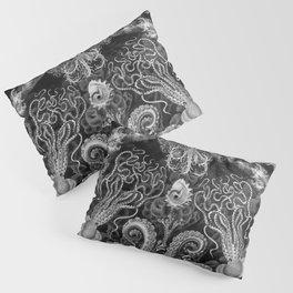 The Kraken (Black) Pillow Sham