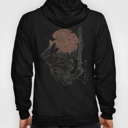 The Rock Werewolf Hoody