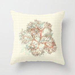 Arbor Ludi: Petrosian Throw Pillow