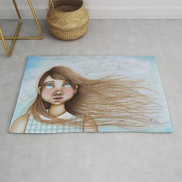 The Sound of the Wind Rug