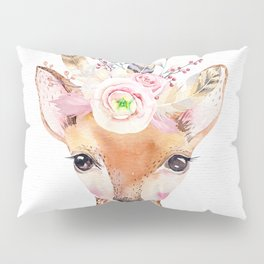 Forest Fawn by Nature Magick Pillow Sham