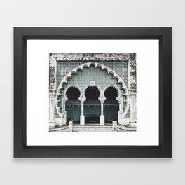 Mourisca Framed Art Print