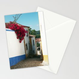 Portugal, Obidos (RR 180) Analog 6x6 odak Ektar 100 Stationery Cards