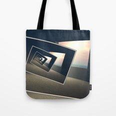 Surreal Windows Tote Bag