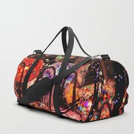 bright lights Duffle Bag