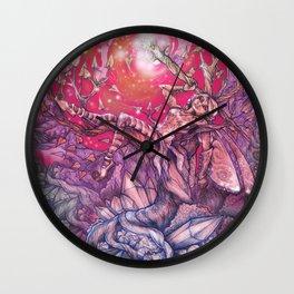 Bonzai Tree Wall Clock