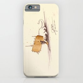 #coffeemonsters 470 iPhone Case