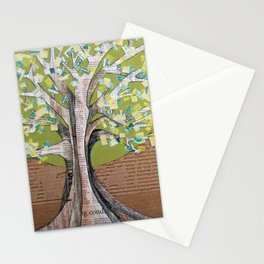 The Money Tree Stationery Cards