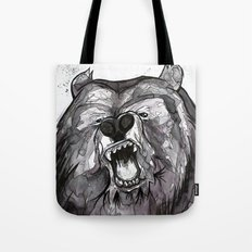 Snarl to Feel Good Tote Bag