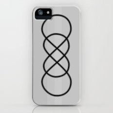 I Love You Infinity Times Infinity iPhone (5, 5s) Slim Case