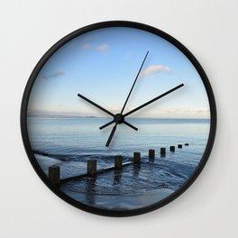 Ebb Tide 2 Wall Clock