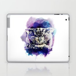 little cute owl Laptop & iPad Skin