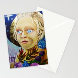 Lucy, the Angel of Light Stationery Cards