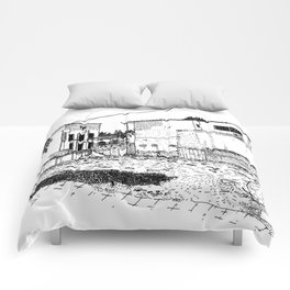Demolition Anxiety 03 Comforters