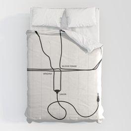 Music in your veins Comforters