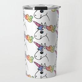 Happy Little Unicorn Travel Mug