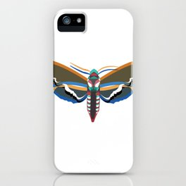 My shadow, my beauty... iPhone Case