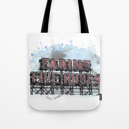 Farine Five Roses - Griffintown Tote Bag